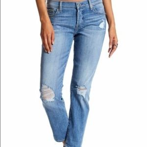 Josephina 7 for all mankind NWT skinny boyfriend